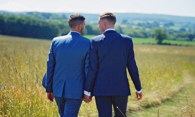 homosexuální vztah