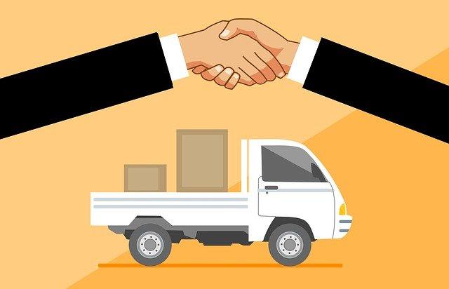 dohoda o dodávce