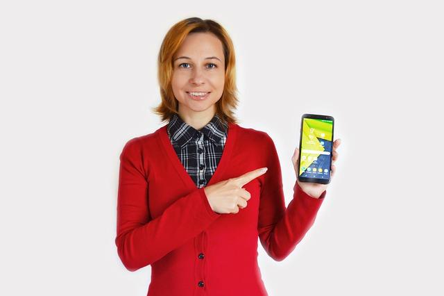 zrzka s mobilem