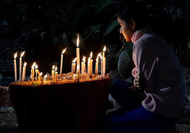 terapie řpi svíčkách