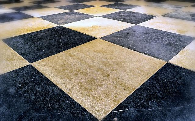 kamenná podlaha