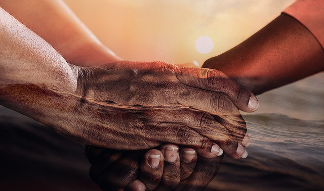 soudržnost rukou