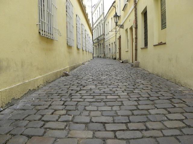 starobylé pražské uličky
