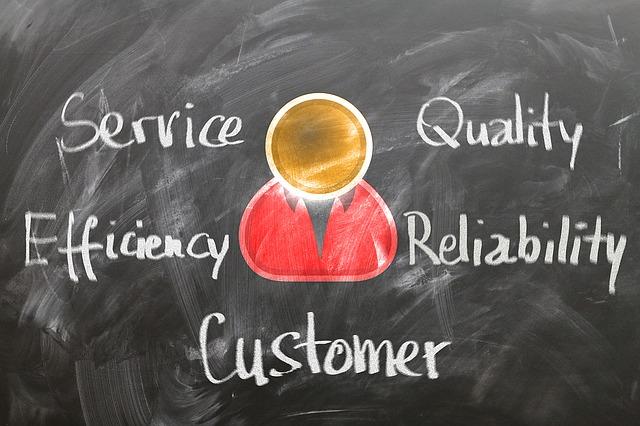 základy služeb zákazníkům